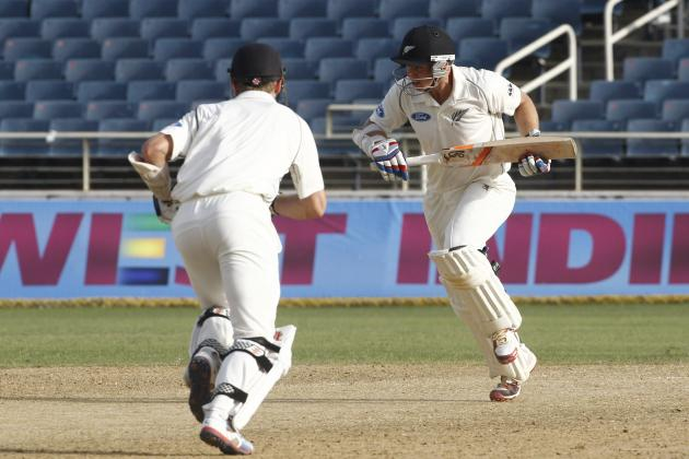 West Indies vs. New Zealand, 3rd Test: Day 4 Video Highlights, Scorecard, Report