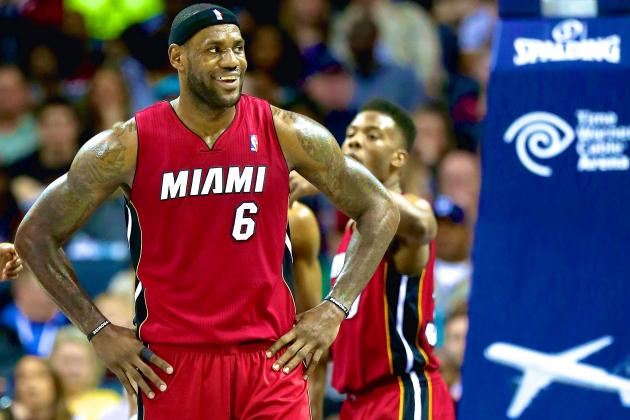 Why LeBron James Won't Walk Away from Miami Heat in Free Agency Now