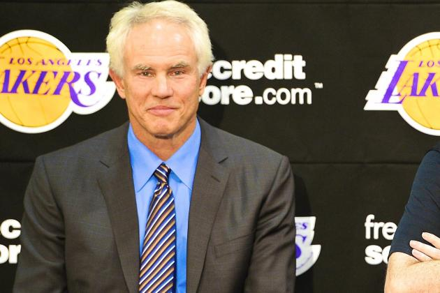 GM Mitch Kupchak: Los Angeles Lakers Prepared to 'Go All Out' in Free Agency