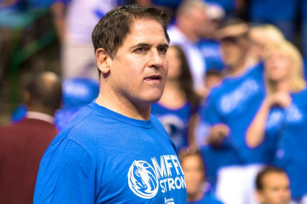Mark Cuban Says Dallas Mavericks Will 'Swing for the Fences' in Free Agency