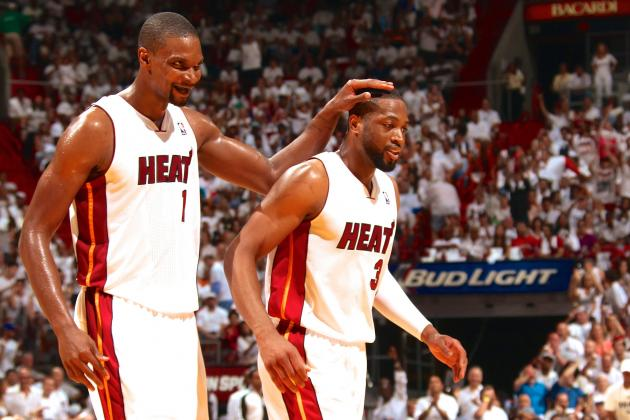 Are Dwyane Wade and Chris Bosh Enough for the Miami Heat to Rebuild?