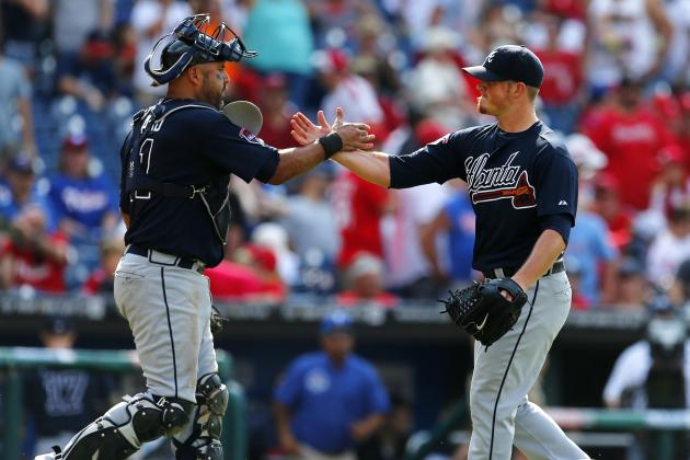 Braves Sweep Phils, Lead East by Half-Game