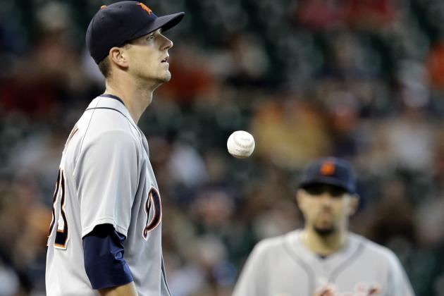 Smyly Knocked out Early, Detroit's Rally Falls Short in Tough Loss to Houston