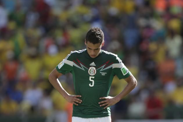 Netherlands vs. Mexico: El Tri Poised for Future Success After 2014 World Cup