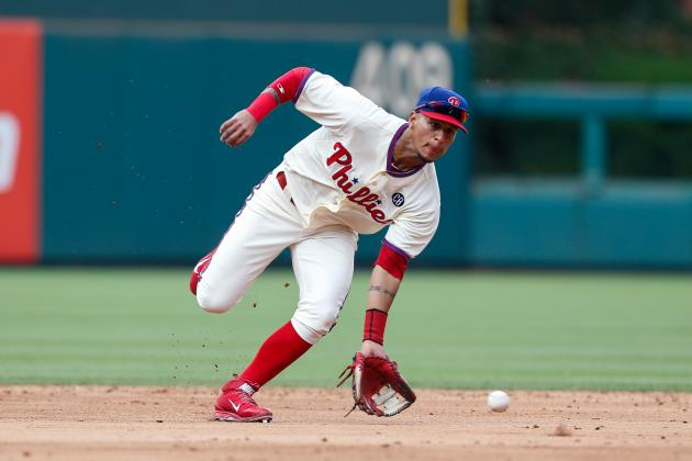 Phillies Trade Ronny Cedeno to the Diamondbacks for Raywilly Gomez