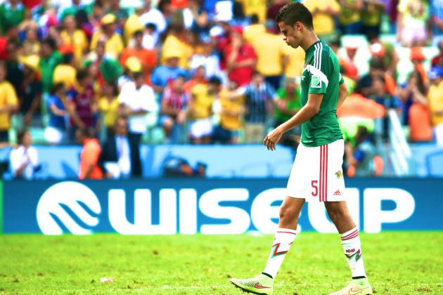 Mexico Attacking Problems a Holdover from Qualifying After Harsh World Cup Exit