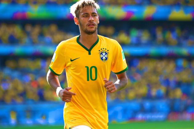 Neymar Injury: Updates on Brazil Star's Thigh and Recovery
