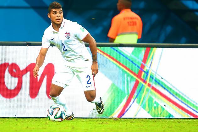 Could DeAndre Yedlin Be Handed a Start for USMNT Against Belgium?