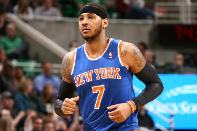 NBA Rumors: Latest Rumblings on LeBron James, Carmelo Anthony and More