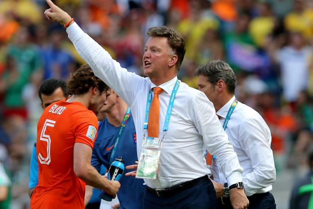Netherlands vs. Mexico: Van Gaal's 4-3-3 Switch Turns the Game...Again