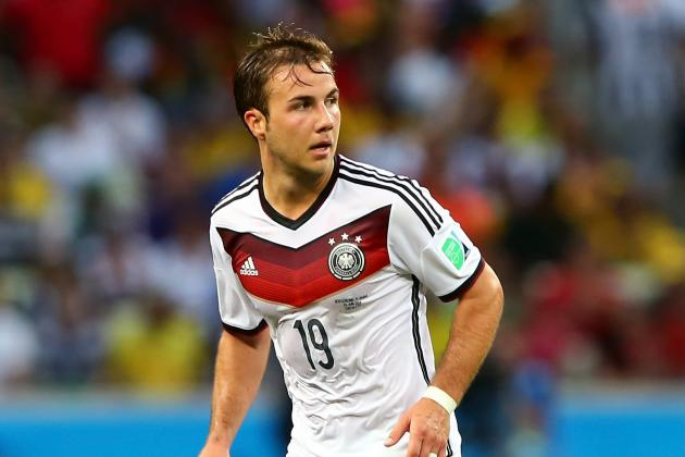Germany vs. Algeria: Tactical Preview of World Cup Round-of-16 Match