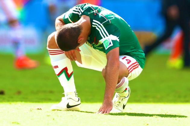 World Cup Daily Digest: Brilliant Oranje Leave Mexico in Fourth Circle of Hell