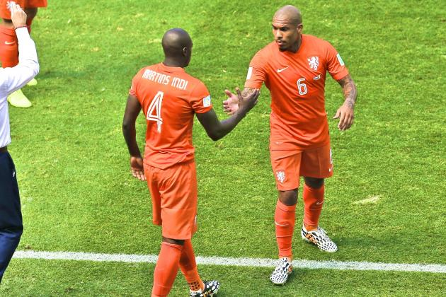 Nigel De Jong Injury: Updates on Netherlands Star's Status and Return