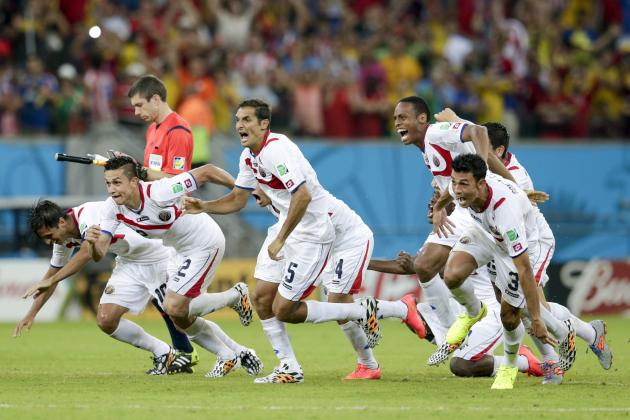 Costa Rica vs. Greece: Full Highlights and Analysis Following Dramatic Match