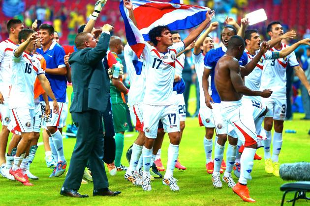 Costa Rica Continue to Write World Cup History After Dogged Greek Drama Display