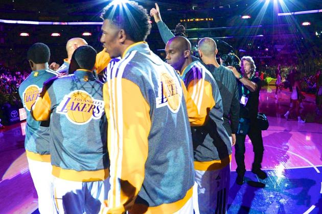 Los Angeles Lakers Poised to Be Major Players in 2014 Free-Agent Market