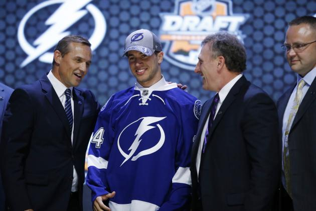 Grading Tampa Bay Lightning's Performance at the 2014 NHL Entry Draft