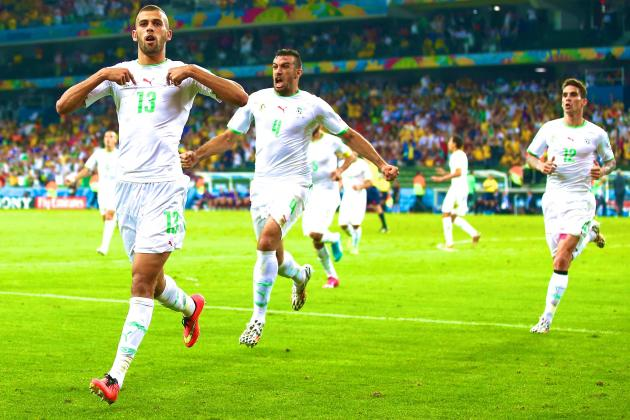 Why World Cup Clash vs. Germany Is Chance for Algeria to Avenge Gijon in 1982