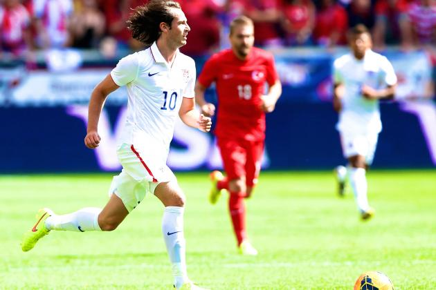 Mix Diskerud Needs to Start for USMNT Against Belgium