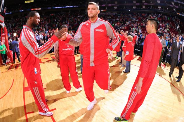 Is Chandler Parsons Really Worth Massive Payday He'll Command in Free Agency?