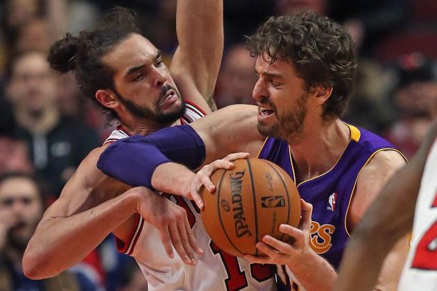 Lakers Working Sign-and-Trade with Pau Gasol Could Be Win-Win for Both Sides