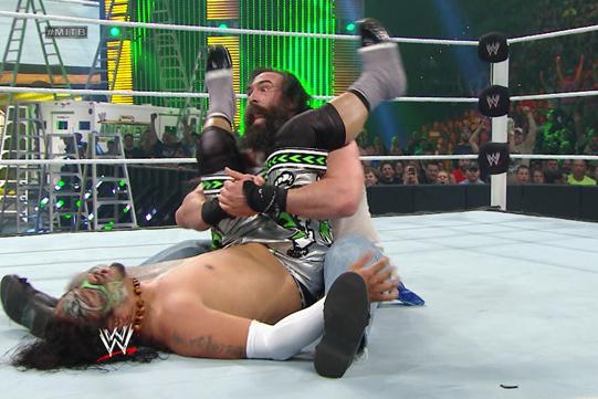 Uso's vs. Wyatt Family Results: Winner and Post-Match Reaction