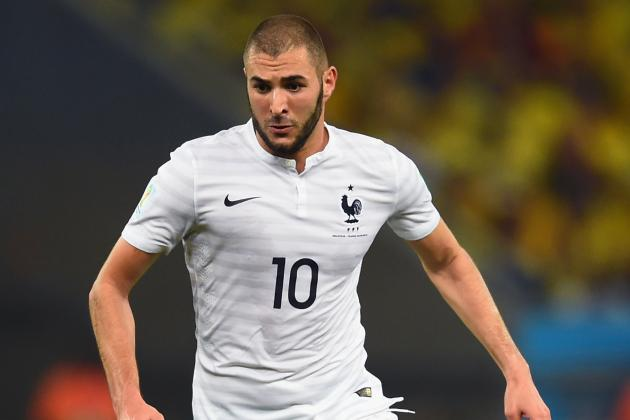 France vs. Nigeria: Tactical Preview of World Cup Round-of-16 Match