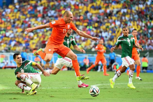 World Cup: Mexico vs. Netherlands Reveals Flaws in Rules Governing Penalty Kicks