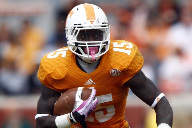 Vols 2014 Stat Projections: Marlin Lane