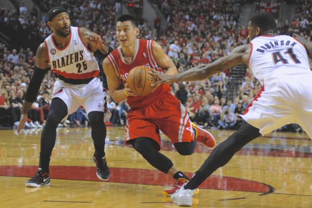NBA Trade Rumors: Latest Info on Jeremy Lin and Other Players on Block