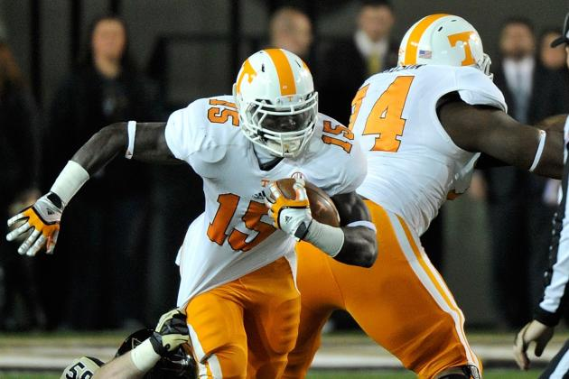 Today on Rocky Top: Vols' Strengths & Weaknesses