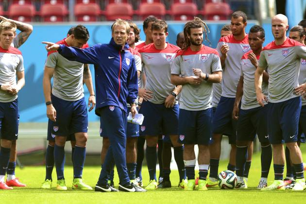 Jurgen Klinsmann Told Team USA to Make Plans for Appearance in World Cup Final