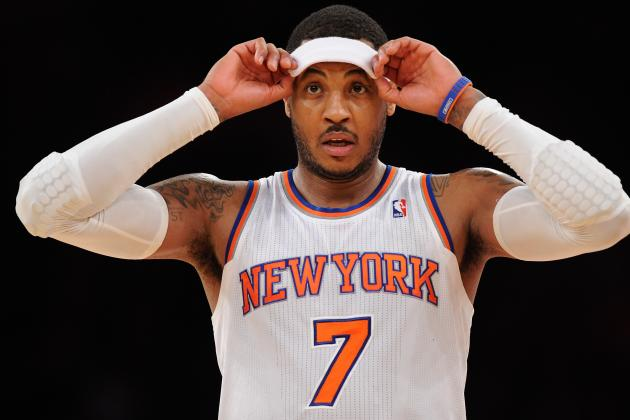 Will NY Knicks Fans Forgive Carmelo Anthony If He Jumps Ship?
