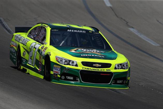 What Are the Implications of Paul Menard's 2014 Sprint Cup Season?