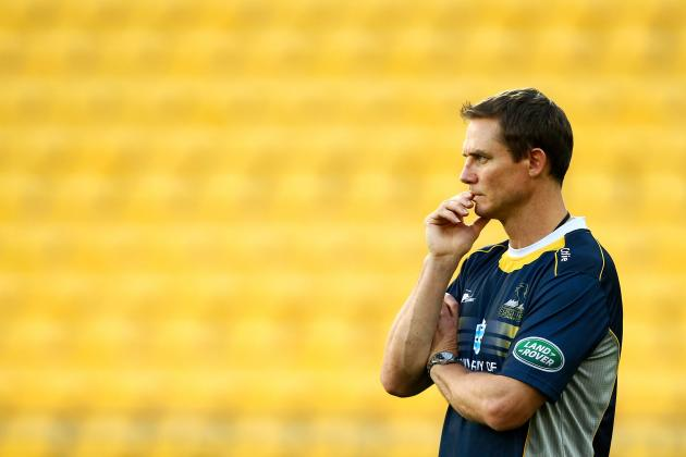 Larkham Signs New 3 Year Brumbies Deal