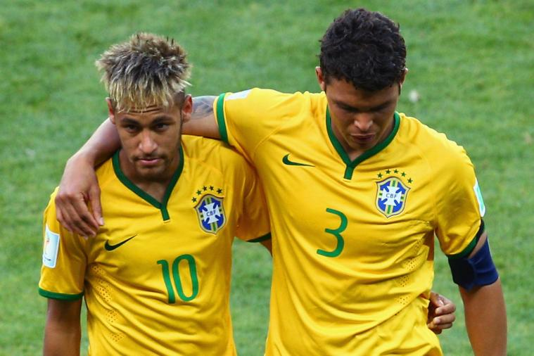 Brazil Captain Thiago Silva Asked Not to Take a Penalty in Chile Shootout