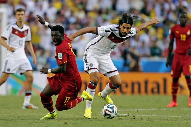 Arsenal Transfer News: Sami Khedira Bid Prepared, Spurs Lead Loic Remy Chase