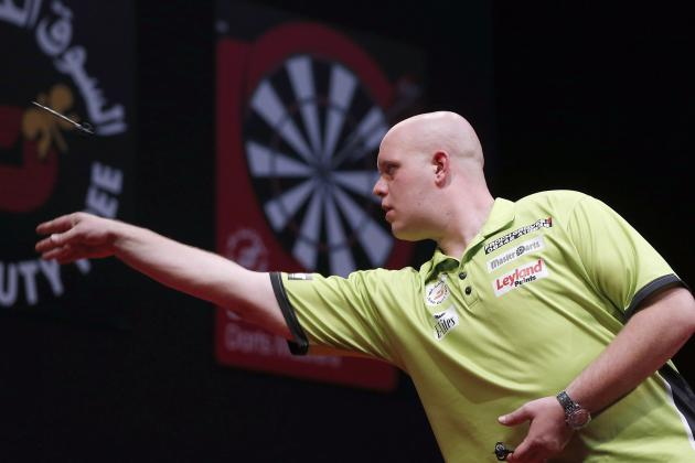 World Matchplay Darts 2014 Draw: Full Fixtures, First-Round Matchups Revealed