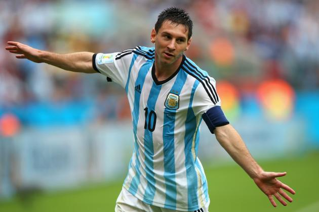 Argentina vs Switzerland: Date, Time, Live Stream, TV and 2014 World Cup Preview