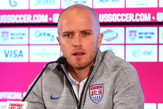 Belgium vs. USA Preview: How USMNT Can Get More from Michael Bradley