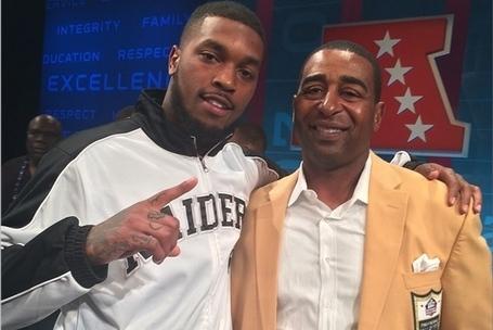 Raiders Draft Picks Chronicle Experience at Rookie Symposium