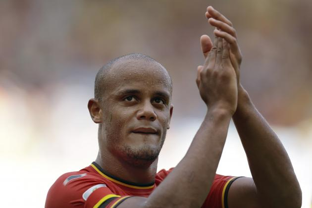 World Cup 2014: WiIl Wilmots' Belgium Perform Under Pressure Against USA?