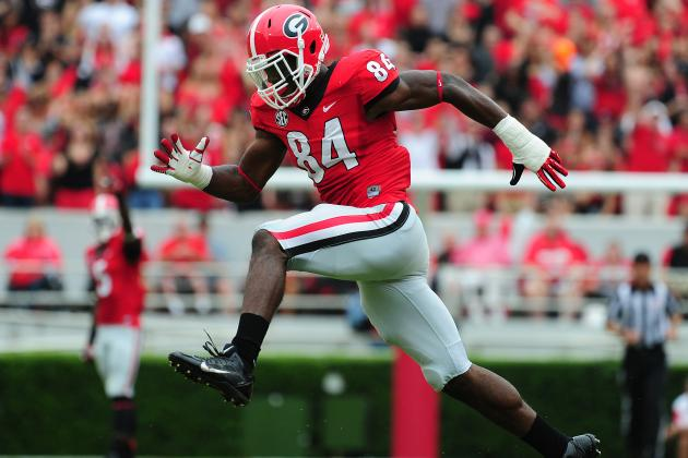 Georgia Football: Why Leonard Floyd Will Be the Bulldogs' X-Factor in 2014