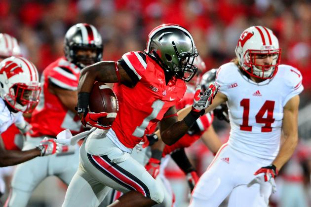 Ohio State Football: Why Dontre Wilson Will Be Buckeyes' X-Factor in 2014