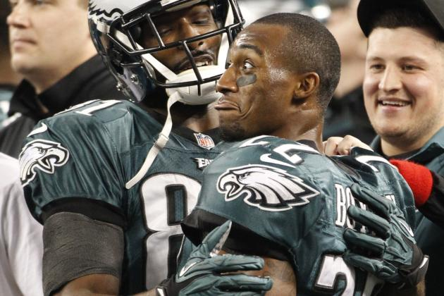 Eagles DB Coach: Brandon Boykin's Size Gets Exposed by BiggerWRs