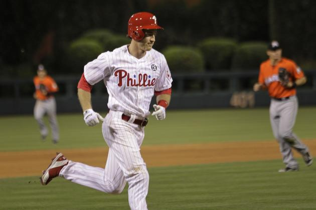 Phillies: Chase Utley Reaches 1,500-Hit Milestone Quietly
