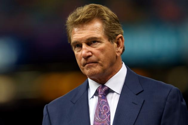 Joe Theismann Talks Notre Dame Football