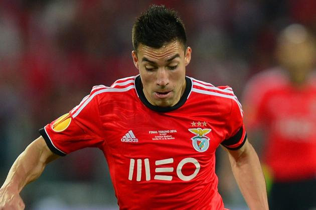 Blow for Man United? Inter Milan enter race for Benfica star