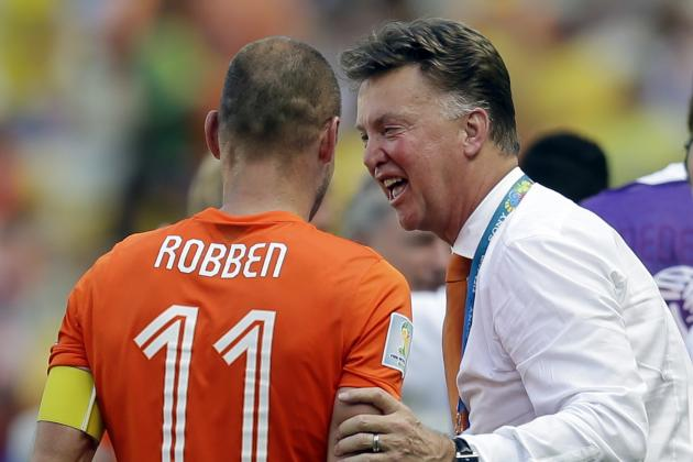 Van Gaal's Success at the World Cup Bodes Well for Manchester United