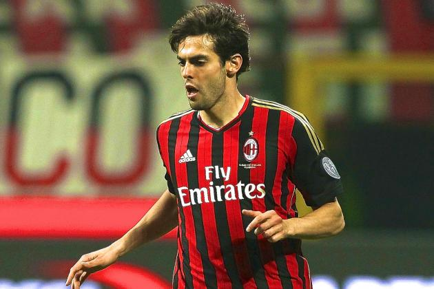 Kaka Terminates AC Milan Contract Ahead of Reported Sao Paulo and MLS Moves